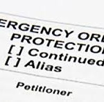 how to get an emergency protective order