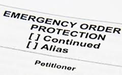 emergency protective order, lawyer, help