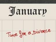 january - Divorce